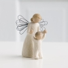 Deko-Figur | Engel (Schutzengel)
