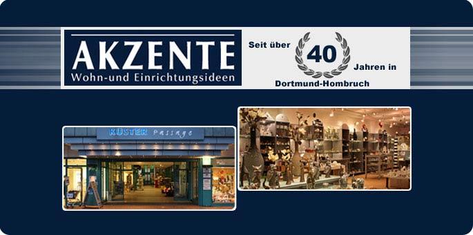 Akzente in Dortmund-Hombruch